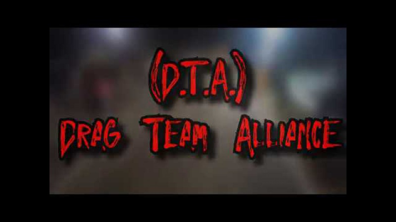 Drag Team Alliance | OLD GUARD | Mitsubishi Lancer IX VS Lada Granta