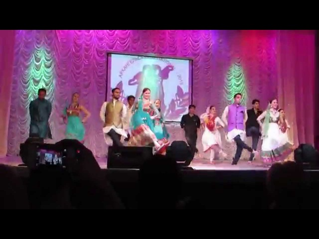 Arkhangelsk International 2015 :- The Best Performance On Old And New Bollywood Songs