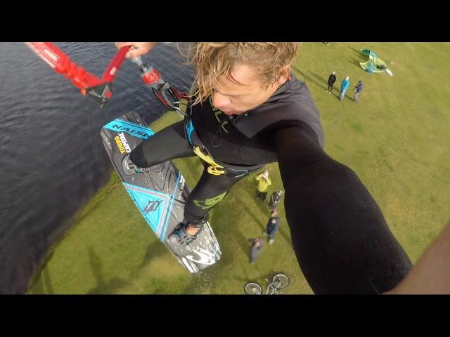 Jumping over land! KEVVLOG 29