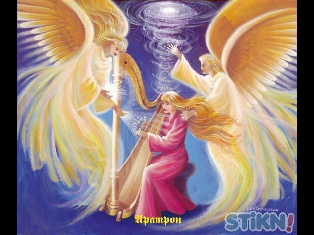 Guided Meditation Meet Your Guardian ANGEL, very Powerful, sweet voice