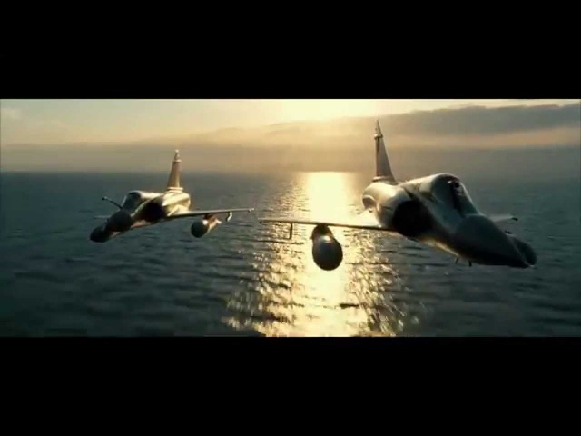 Epic Dogfight with Epic Music (Two Steps From Hell - SkyWorld Cinematic )