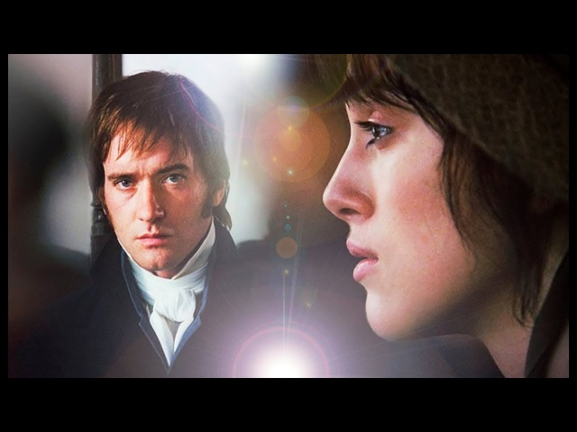 Darcy and Lizzie Love The Way You Lie Pride Prejudice Гордость и предубеждение 2005