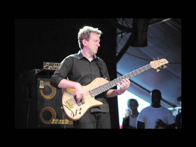 Tom Kennedy bass solo