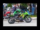 2017 URAL CUP2 Moto Gymkhana [C1] / Lyadetskiy Pavel ER6-F heat 2