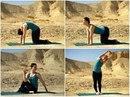 4 асаны для растяжки и оздоровления спины.