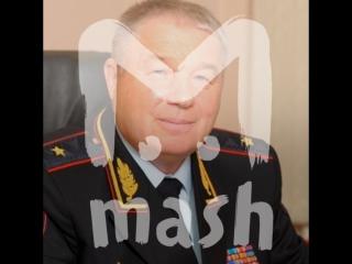 Начальник полиции ГУВД Москвы Вячеслав Козлов подал в отставку
