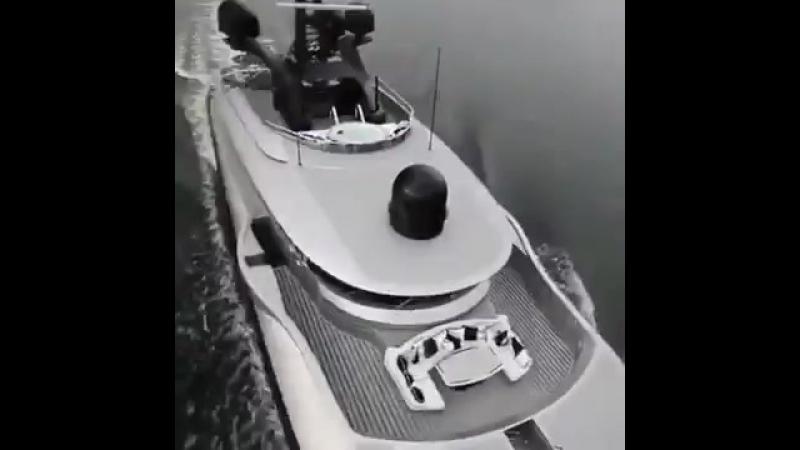 $74 Million Mega Yacht
