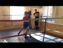 Нарек Захарян второй бой