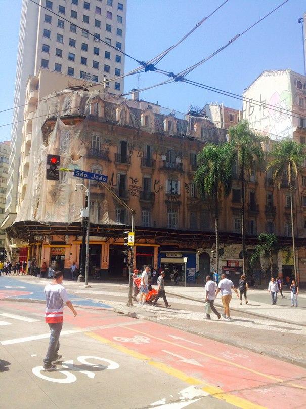 Станислав Оушен | São Paulo