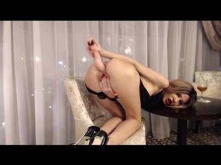 Порно анал глубоко дилдо онлайн