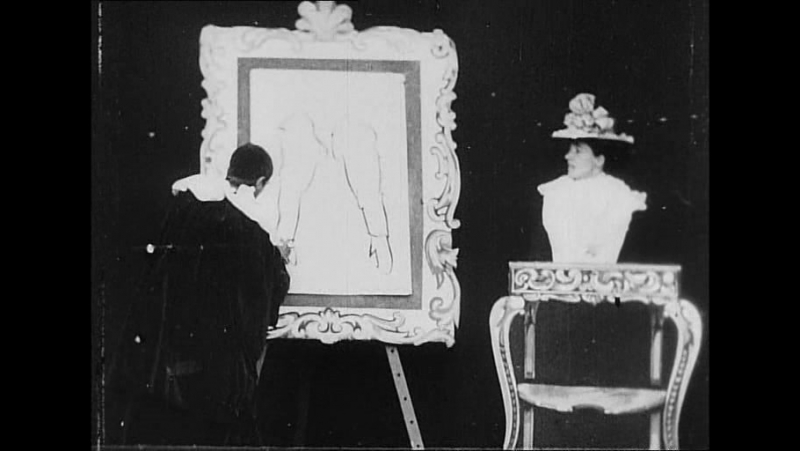 40 Artistic creation (Robert W.Paul, 1901)