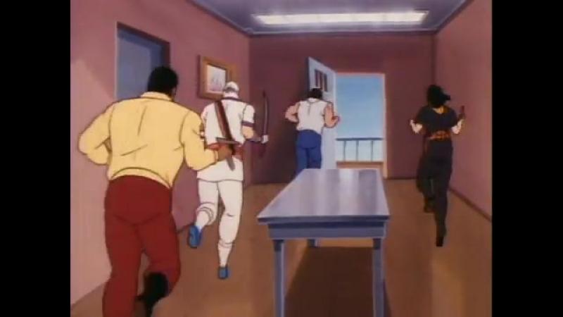 Рэмбо и Силы Свободы 47 серия