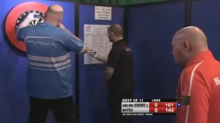 Vincent van der Voort vs Barrie Bates (Coral UK Open Qualifier 6 2017 / Round 3)