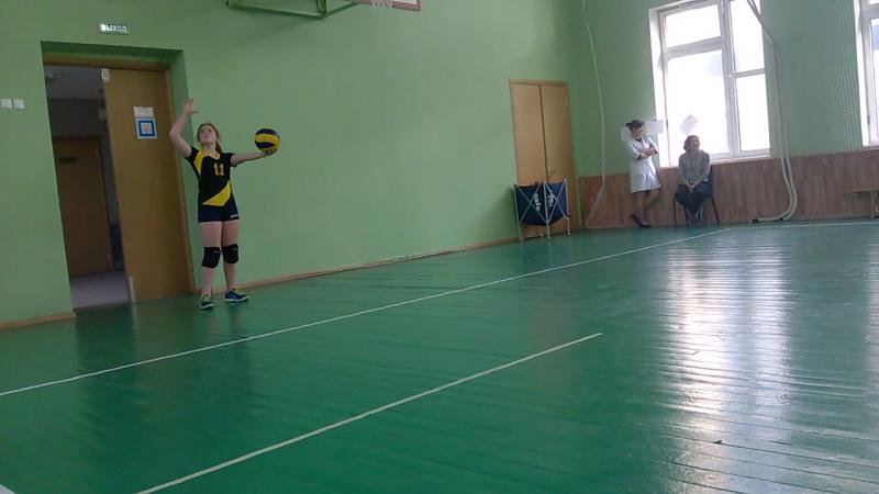 Волейбол 5.04 часть 4