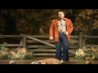 Roy Clark  -  Yesterday When I Was Young