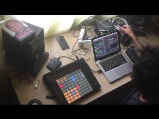 GASANOV live home video (СИЯНИЕ das Lesezeichen 08.09)