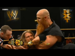 28. Kassius Ohno and Corey Graves Vs. The Wyatt Family NXT 23.05.13