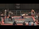 Ikuto Hidaka, Takuya Sugawara (c) vs. PSYCHO, SUGI (ZERO1 - Shinjiro Otani Tatsuhito Takaiwa 25th Anniversary Convention)