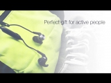 Беспроводные cтерео-наушники 1MORE iBFree Bluetooth Earphones (1MEJE0024)