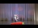 Волна Успеха. Осенний бал - 2017 . Танец Неуловимая морковь . Дипломант 2 степени.