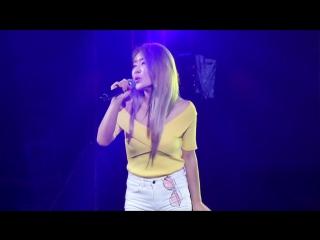 » FANCAM 170603 Suran 수란 - 1+1=0 @ Viral Fest Asia 2017