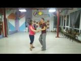 2017-06-28 Casablanca/ West Coast Swing начинающие/Алексей Пособилов и Екатерина Терновая