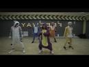 MADMEN- Bir Qadam (dance practice) Mirrored