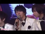 FANCAM SS501 Kim Hyung Jun Cyworld DMA Awards 28 march 09
