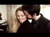 captainswan ` emma swan ` captain hook ` once upon a time [ vine ]