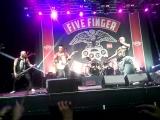 FIVE FINGER DEATH PUNCH (USA) || 09.11.17 || Москва концерт Стадиум