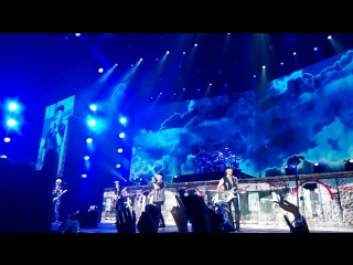 Scorpions - Wind of Change. Moscow 1/11/17