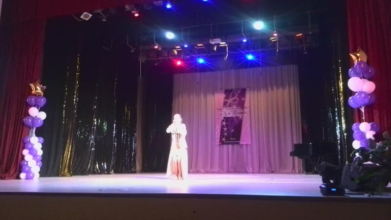 Анечка лауреат 1 степени 4 открытого конкурса молодых исполнителей