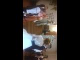 свадьба. обряд проводит СДК Барсаниха. Ансамбль Карагод.