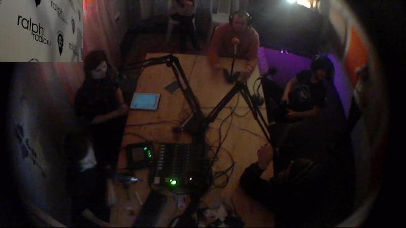 Группа Сочи - презентация альбома на RALPHradio в Но4нЫх ХулиГанСтВаХ
