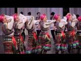 «Молдавский танец» ансамбля «Кубанская казачья вольница»