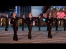 Матросский танец Яблочко (Москва Красная площадь 09.05.15)