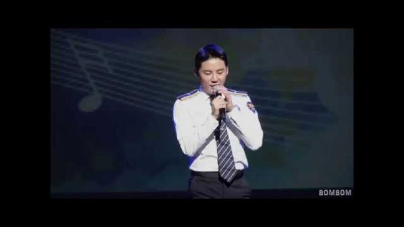 171011 하남 사랑나눔 자선음악회 경기경찰홍보단 김준수 오르막길