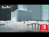 Super Mario Odyssey - Mario Frog Gameplay Nintendo Switch Full HD 60Fps
