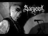Sargeist - Feeding The Crawling Shadows (live Saint-Etienne - 20032014)