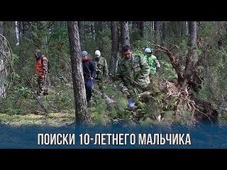 Поиски пропавшего 10-летнего мальчика в Беловежской пуще