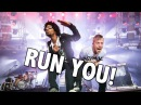 The Qemists - Run You (Live 2017)