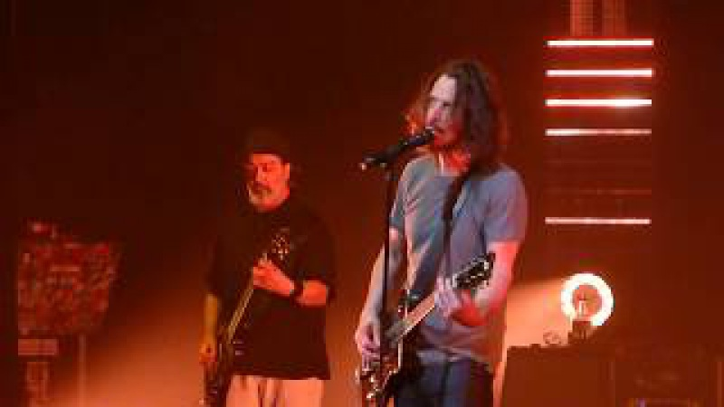 SOUNDGARDEN *BLACK HOLE SUN* live in DETROIT Fox Theatre 5/17/2017 HD