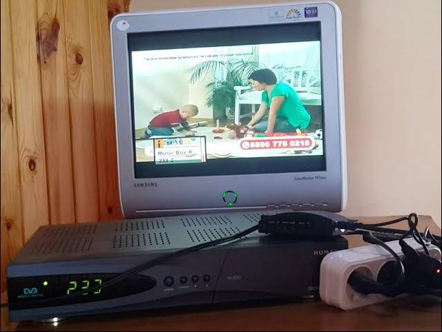 Как сделать телевизор для компьютера 511