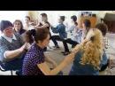 Танец-игра Передай другу или Танец сидя в детском саду.