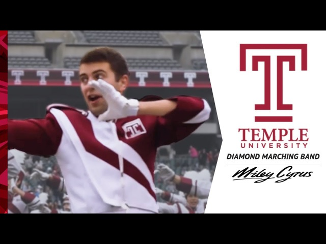 Party In The U.S.A. [Miley Cyrus] / Temple University Diamond Marching Band