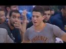 Обзор НБА Финикс Санз – Юта Джаз 17.01.17