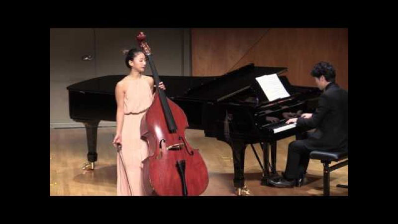 BOTTESINI Fantasia La Sonnambula (Mikyung Soung, Double Bass)