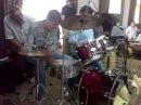Свадьба Махмуда 07.07.2012 Шабан - барабанщик виртуоз.