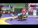 Акжол Махмудов стал чемпионом Азии по борьбе среди молодежи (видео)
