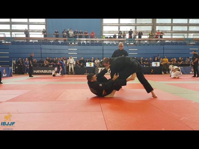 Konstantinos Nikolopoulos vs Lee Renaut / London Fall Open 2017